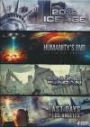 Coffret fin du monde : 2012 ice age ; Humanity's end ; Sinking of Japan ; Last days of Los Angeles