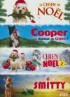 Coffret chien : le chien de Noël ; Cooper ; Le chien de Noël 2 ; Smitty