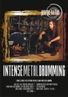 Intense metal drumming