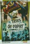 Têtes de papier