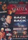 Coffret action : hardcore fight ; American yakuza ; Back to back