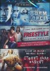 Coffret action 2 : storm force ; Freestyle ; Streetgang basket