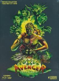 Toxic avengers : quadrilogie