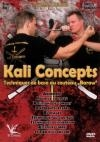 Kali Concepts : techniques de base au couteau 'baraw'