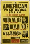American folk blues festival (The) : the British Tours 1963-1966