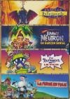 Animation : Jimmy Neutron ; La ferme en folie ; Les Rasmoket ; La famille Delajungle
