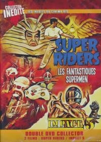 Super riders ; Karaté moto : Impact 5
