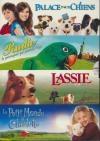 Animaux : palace pour chien ; Paulie le perroquet qui parlait trop ; Lassie ; Le petit monde de...