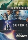 Apocalypse : deep impact ; Cloverfield ; Super 8 ; Cowboys et envahisseurs