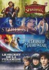 Jeunesse : les chroniques de Spiderwick ; Stardust ; Le dernier maitre de l'air ; Le secret de la...