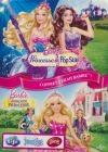 Barbie : apprentie princesse ; Barbie : la princesse et la popstar