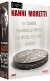 Nani Moretti : le Caïman ; Palombella Rossa ; La messe est finie ; Bianca