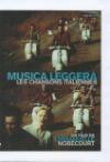 Musica leggera : les chansons italiennes