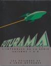 Futurama : l'intégrale de la série ; 4 longs-métrages