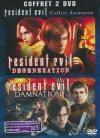 Resident evil : damnation ; Resident evil : degeneration