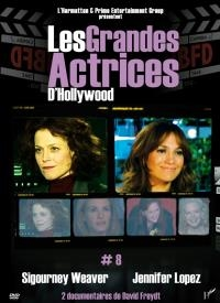 Grandes actrices d'Hollywood (Les) : volume 8 : Sigourney Weaver & Jennifer Lopez