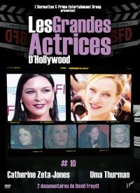 Grandes actrices d'Hollywood (Les) : volume 10 : Catherine Zeta Jones & Uma Thurman