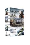 Guerre : drones ; Le convoi des alliés ; Snipers 2
