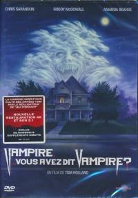 Vampire, ...vous avez dit vampire?