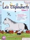 Ma clipounethèque : les clipounets : volume 3