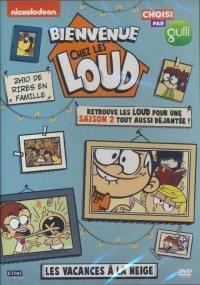 Bienvenue chez les Loud. Saison 2. Volume 4, Les vacances à la neige  