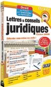 Lettres et conseils juridiques : 2006