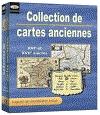 Collection de cartes anciennes de 16ème et 17ème siècles
