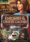 Enigmes & objets cachés : Casanova