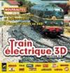 Train électrique 3D