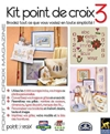 Kit point de croix 3