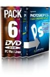 Pack formation infographie CS45; trilogie Adobe
