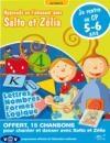Apprends en t'amusant avec Salto et Zélia : je rentre au CP