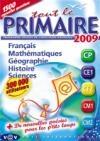 Tout le primaire 2009