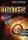 Archimède : excellium 2013
