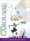 Petit Larousse 2009 (Le) : dictionnaire multimédia