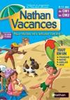 Nathan vacances : CM1 - CM2