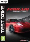 Test drives : Ferrari racing legends