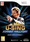 U-sing : Johnny Hallyday ; micro
