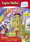 Lapin malin : j'apprends l'anglais  : à la rencontre de Queen Brush !