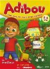 Adibou joue avec les mots et les nombres : 5-6 ans