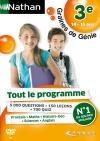 Graines de génie : 3ème : tout le programme 2011