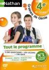 Graines de génie : 4ème : tout le programme 2011