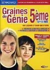 Graines de génie 2005/2006 : 5ème