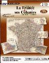 Atlas de la France et ses colonies au XIXème siècle