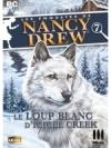 Enquêtes de Nancy Drew (Les) : le loup blanc d'Icicle Creek
