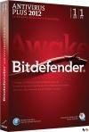 BitDefender Antivirus Plus 2012 : licence 1 an