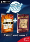 Coffret jeux : sudoku ; kakuro