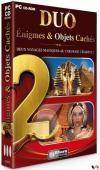 Duo Énigmes & objets cachés : 2 voyages magiques au coeur de l'Egypte