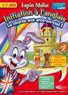 Lapin malin 2006/2007 : initiation à l' anglais : la course aux arcs-en-ciel