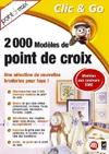 2 000 modèles de point de croix